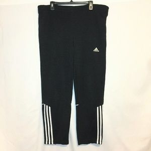 Adidas 3 Stripe Athletic Pants
